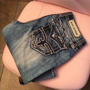 Women's Rock Revival Jeans size 30 x 34